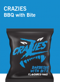 CRAZIES BBQ With Bite