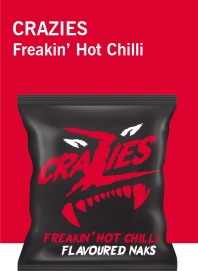 CRAZIES Freakin' Hot Chilli