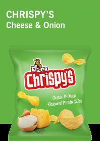 Chrispy's Cheese & Onion