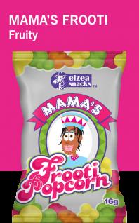 Mama's Frooti Pop t'corn