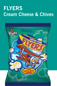 FLYERS Creame Cheese & Chives